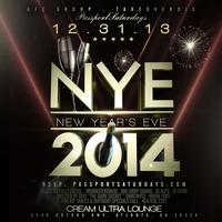 NEW YEARS EVE 2014 AT CREAM ULTRA LOUNGE | TUESDAY...