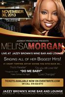 Meli'sa Morgan Live at Jazzy Brown's