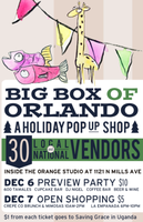 Big Box of Orlando - A Holiday Pop Up Shop