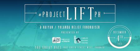 #ProjectLiftPH
