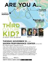 Third Culture Kid Film & Panel