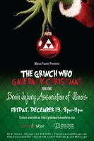 "Marco Foster presents ""The Grinch That Gave Back..."