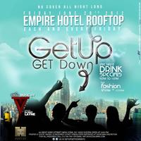 6/29/12 - Get Up Get Down Fridays @ The Empire Hotel...