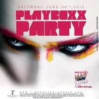 6/30/12 - Playboxx Party Saturdays @ Time Square...