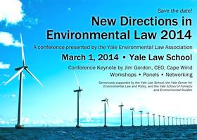 New Directions in Environmental Law 2014
