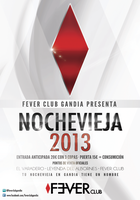 FeVer Club  - Nochevieja 2013 -