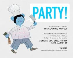 The Cooking Project Fundraiser and First Look at Alta