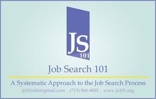 JS 101 - Job Search through the Holidays @ Leisure...