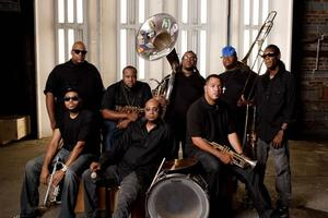 The Funky Biscuit Presents Soul Rebels With Special...