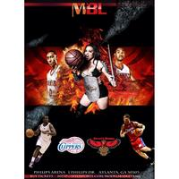 Models Basketball League 2013-2014 Season Kickoff...