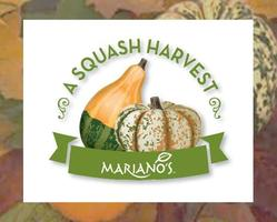 Step up to Squash with Mariano's Dietitian Peggy...