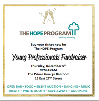 The HOPE Program Young Professionals Fundraiser