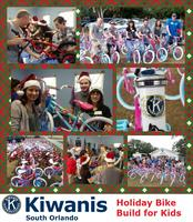 Fundraiser for Kiwanis Holiday Bike Build