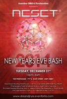 RESET: New Years Eve Bash 2014