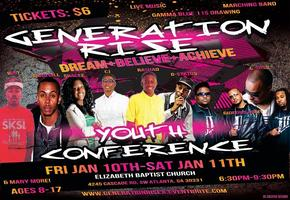 Generation Rise Youth Conference