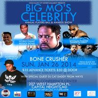 BIG MO'S CELEBRITY ANNUAL PLAYERS BALL &AWARDS SHOW