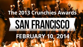 The 2013 Crunchies Awards
