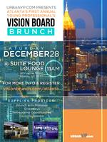 Young Professional's Vision Board Brunch Atlanta - 2014
