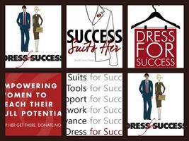 As Women We Holiday Event | Dress for Success