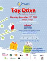 Casimiro Global Foundation's 11th Annual Toy Drive &...