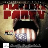 7/7/12 - Playboxx Party Saturdays @ Time Square...