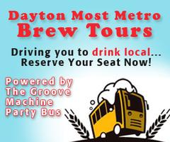 Dayton Most Metro Brew Tours