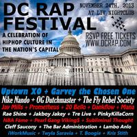 DC Rap Festival (11/24 at LIV Nightclub + 11/25 at Red...
