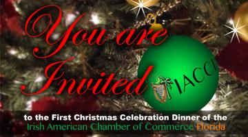 First IACCF Christmas Celebration Dinner with Silent Au...