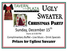 Tavern On The Plaza - UGLY SWEATER Christmas Party
