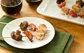 Party Perfection: Holiday Hors d 'Oeuvres