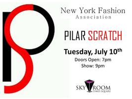 FASHION TUESDAY  with Pilar Scratch at Skyroom Rooftop