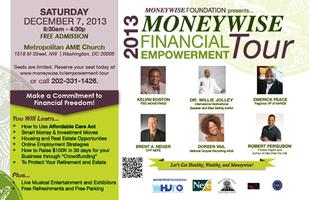The 2013 Moneywise Financial Empowerment Tour