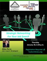Strategic Networking for Your Job Search
