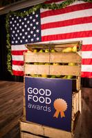 Good Food Awards Weekend 2014
