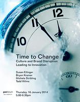 Time Change – Culture and Brand Disruption Leading To...