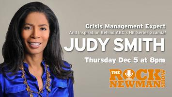 The Rock Newman Show Featuring Judy Smith, Crisis...