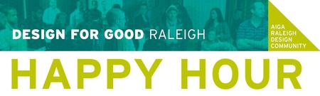 Design For Good Happy Hour