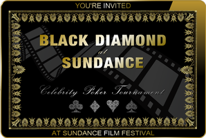 Black Diamond at Sundance - Benefiting Reach Out...