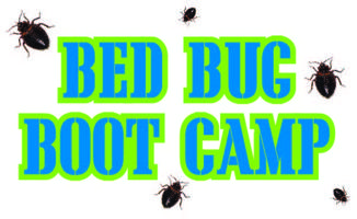 Moyer Indoor I Outdoor's Bed Bug Boot Camp