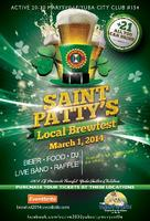 Saint Patty's Brewfest 2014