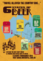 The 6 States of Beer at the Oaks Hotel - Beer and Chocolate