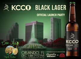 theCHIVE's Official KCCO Black Lager Launch Party in...