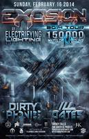 EXCISION, Dirtyphonics and iLL.Gates I Tricky Falls |...