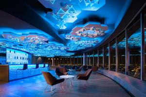 New Years Eve At Five Sixty by Wolfgang Puck