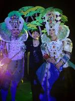 The Mystic Krewe of Satyricon's 12th Bal Masque