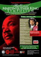 @NBUF National Martin Luther King Symposium - Where do...