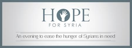 Hope for Syria: An evening to ease the hunger of...