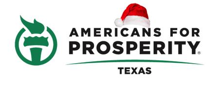 AFP TX: All I want for Christmas is…LESS GOVERNMENT...