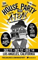 Fool's Gold House Party Tour Part II Featuring A-Trak...