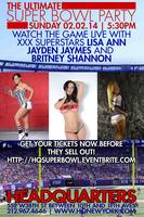 Watch the Super Bowl with Lisa Ann, Jayden Jaymes and...